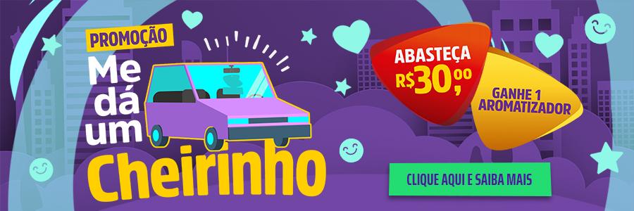 CHEIRINHO!